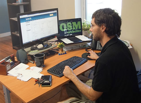 OSM Websites Staff