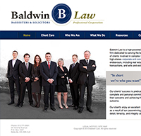 Baldwin Law - OSM Websites Belleville | Hamilton
