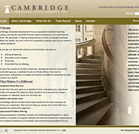 Cambridge - OSM Websites Belleville | Hamilton