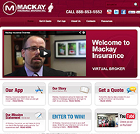 Mackay Insurance - OSM Websites Belleville | Hamilton