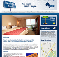 Belleville Travelodge - OSM Websites Belleville | Hamilton