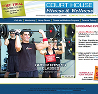 Court House Fitness - OSM Websites Belleville | Hamilton