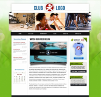 Fitness Builder Free Website Design 01 - OSM Websites Belleville | Hamilton