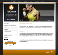 Fitness Builder Free Website Design 03 - OSM Websites Belleville | Hamilton