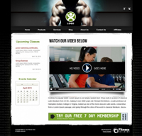 Fitness Builder Free Website Design 04 - OSM Websites Belleville | Hamilton