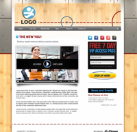 Fitness Builder Free Website Design 06 - OSM Websites Belleville | Hamilton