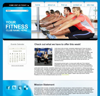 Fitness Builder Free Website Design 09 - OSM Websites Belleville | Hamilton