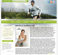 Fitness Builder Free Website Design 10 - OSM Websites Belleville | Hamilton