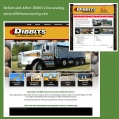 Web Design, Dibbits Excavating