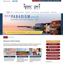Custom Web Design, IPAC Canada